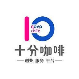 十分咖啡logo